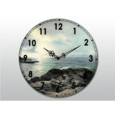 Настенные часы Море