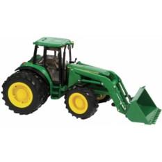 Игрушка Tomy Трактор John Deere 6830