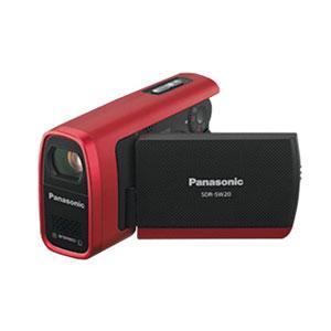 Видеокамера Panasonic SDR-SW20EE-R