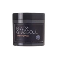 Минеральная маска для сужения пор Black Ghassoul