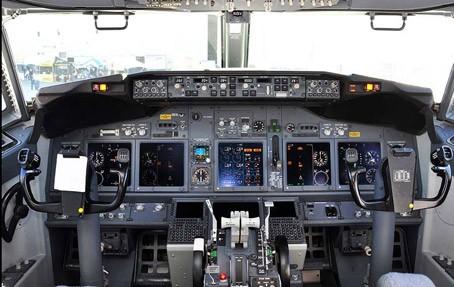 Подарочный сертификат Полет на авиасимуляторе боинг 737