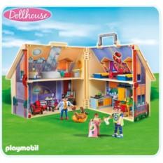 Конструктор Playmobil Возьми с собой. Кукольный дом
