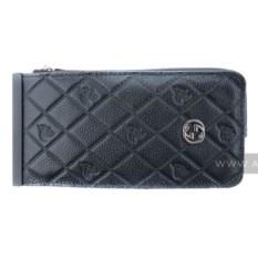 Черный мужской кошелёк Gucci