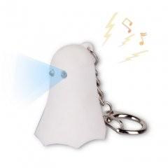 Брелок LED со звуком Призрак
