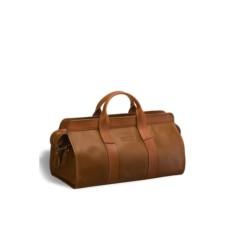 Дорожная рыжая сумка Brialdi Cremona