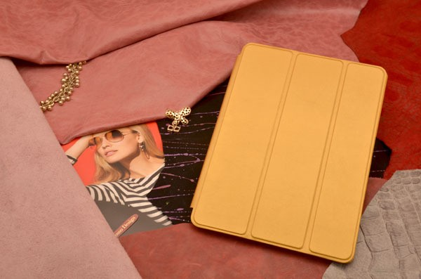 Чехол для iPad 5 Air «Золотая Акара» (книжка)