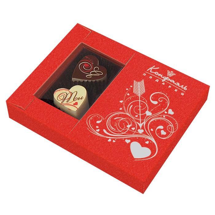 Шоколадный сюрприз Я+Ты