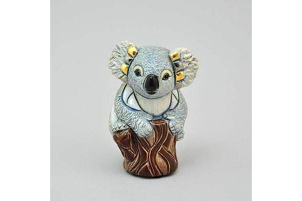Керамическая статуэтка Щенок коалы
