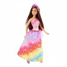 Кукла-принцесса радужного королевства Barbie