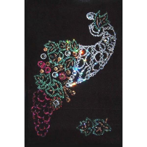 Картина с кристаллами Swarovski Рог изобилия