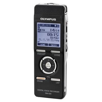 Цифровой диктофон OLYMPUS DM-520