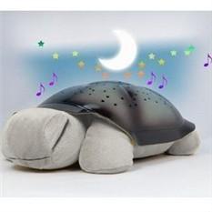 Ночник-проектор звездного неба Музыкальная черепаха
