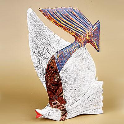 Сувенир «Рыбa коки большая»