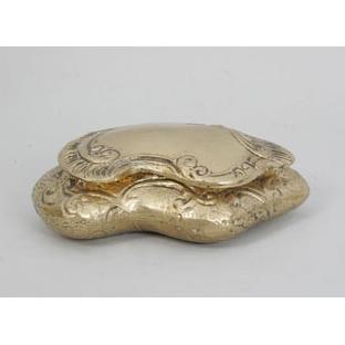 Шкатулка для украшений из бронзы Virtus