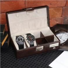 Шкатулка для мужских аксессуаров Хронометр, с гравировкой