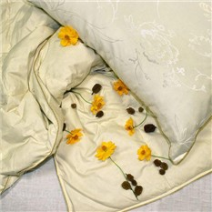 Одеяло кассетное Медовый поцелуй