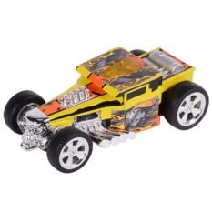 Желтая механическая машинка Toy State Hot Wheels