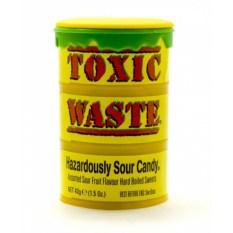 Желтые леденцы Toxic