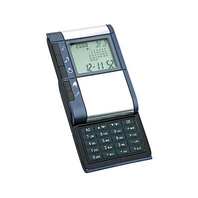 Калькулятор с часами