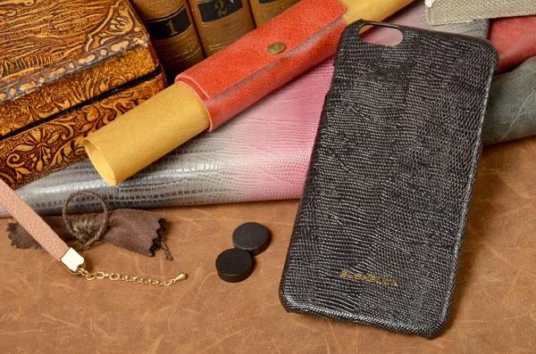 Кожаный чехол-накладка для iPhone 6S Plus / 6 Plus