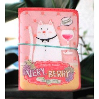 Держатель для карточек Very berry — Wine