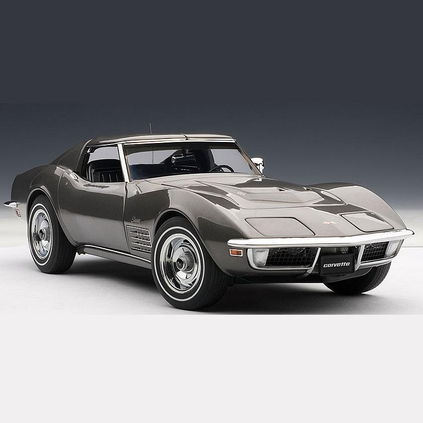 Модель Chevrolet Corvette 1970