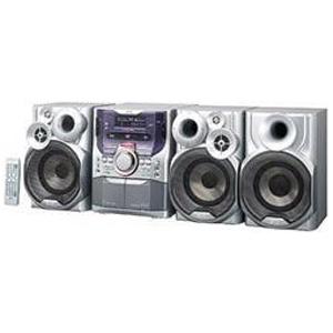 Музыкальный центр JVC MX-DK3