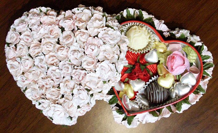 Шоколадный набор «Mini heart»