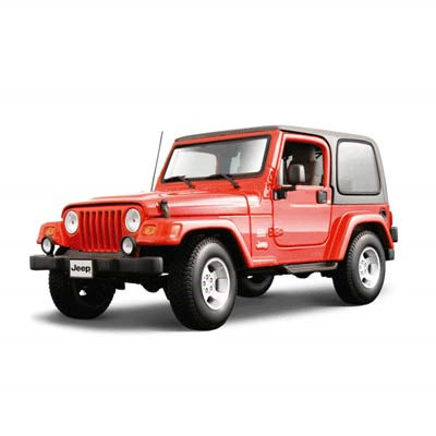 Машина Jeep Wrangler Sahara 1/18