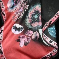 Шёлковый платок Roberto Cavalli
