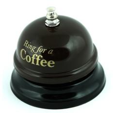 Настольный колокольчик Ring for a Coffe