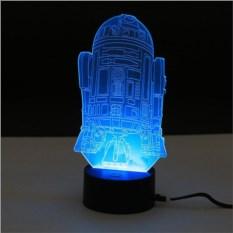 3D-светильник R2-D2