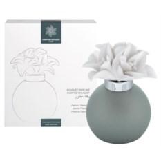 Арома-диффузор с керамическим цветком Царственный жасмин