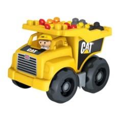 Большой игрушечный самосвал Mega bloks cat