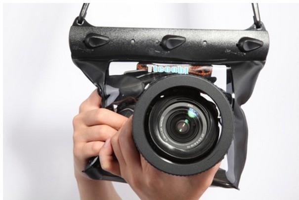 Водонепроницаемый чехол для фотоаппарата