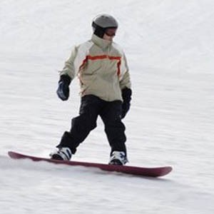«Мастер-класс по сноуборду для двоих»