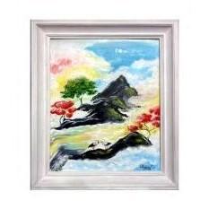 Картина «Долина жаркого лета»
