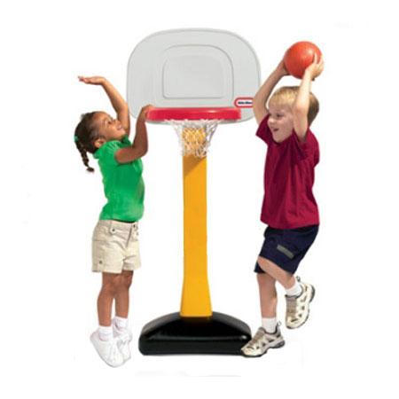 Баскетбольный щит «Little Tikes»