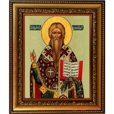 Икона Власий Священномученик епископ Севастийский