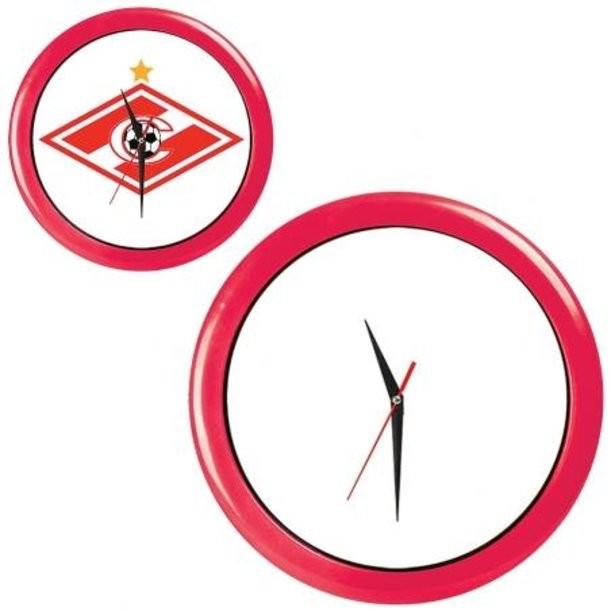 Настенные часы Промо (цвет — красный)