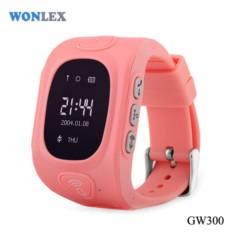 Детские часы-телефон с отслеживанием Wonlex GW300