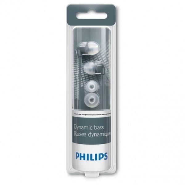 Наушники-вкладыши Philips SHE3590GY/10