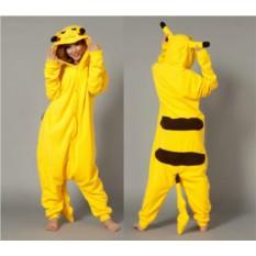 Пижама для взрослых кигуруми Пикачу