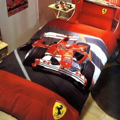 Комплект постельного белья FERRARY RACE