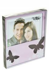 Рамка для фото Бабочки любви
