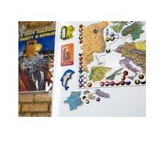 Магнитный пазл Карта Европы