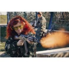 Миссия Бронетехника: штурмовая группа (БТР, стрельба)