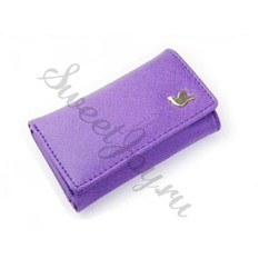 Ключница Pigeon Key Wallet – Purple
