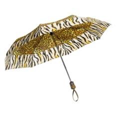 Складной зонт Леопардовый