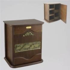 Настенный шкафчик для мелочей Лавр